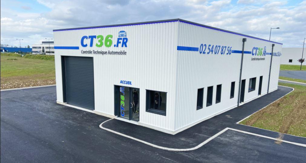 Contre-visite facile ... Vite un rendez vous chez CT36.fr !